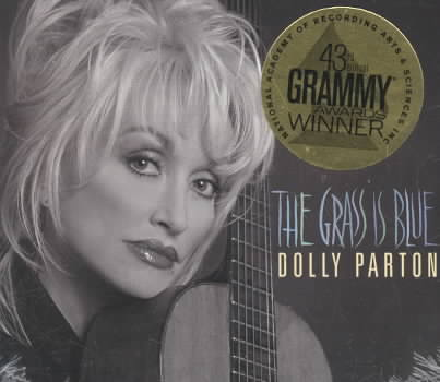 GRASS IS BLUE BY PARTON,DOLLY (CD)