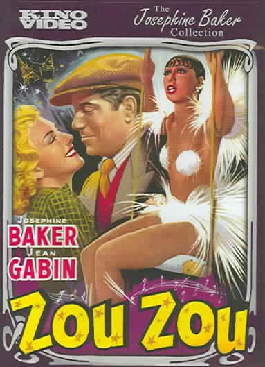 ZOU ZOU BY BAKER,JOSEPHINE (DVD)
