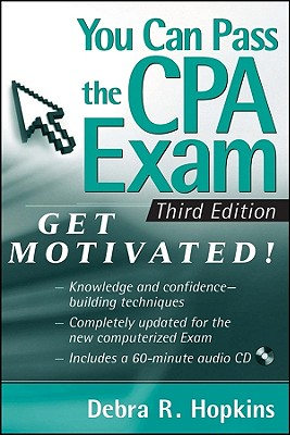 You Can Pass the CPA Exam By Hopkins, Debra R.