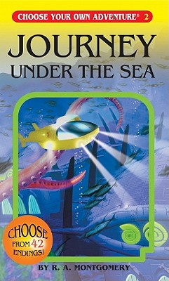 Journey Under the Sea By Montgomery, R. A./ Sundaravej, Sittisan (ILT)/ Thongmoon, Kriangsak (ILT)
